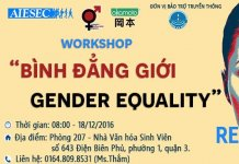 "WORKSHOP ""BÌNH ĐẲNG GIỚI - GENDER EQUALITY"" - S.E.P Project"