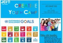 [CREATIVE YOUTH CAMP]  JCI EAST SAIGON TUYỂN TNV 2017