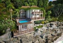 Biệt thự đẹp nhất Phú Quốc 2 mặt biển sinh lời tối thiểu 90%, chỉ còn 25 căn