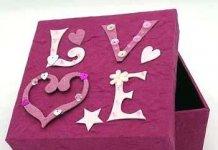 Chiếc hộp tình yêu