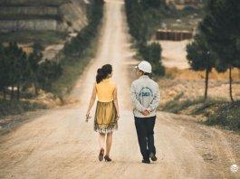 Mình đã lạc nhau suốt cuộc đời
