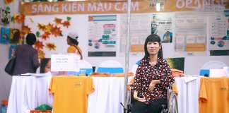 Nghị lực của cô giáo khuyết tật lọt vào danh sách 100 phụ nữ tiêu biểu toàn cầu