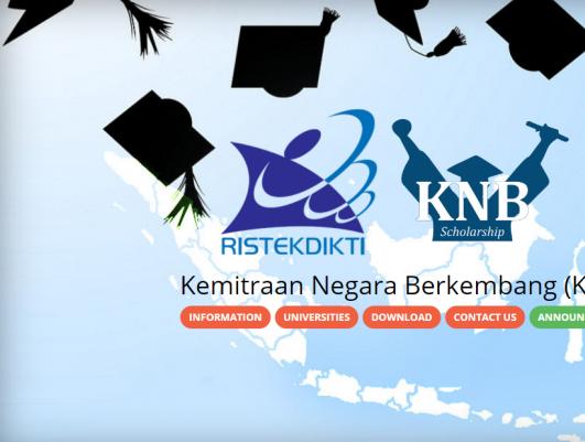 Học bổng Thạc sỹ KNB 2017 dành cho sinh viên Việt Nam tại Indonesia