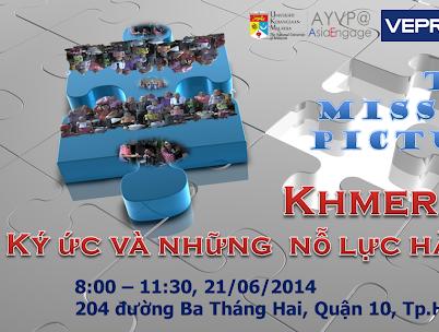 [Chiếu phim & tọa đàm] Khmer Đỏ: Ký ức và những nỗ lực hàn gắn